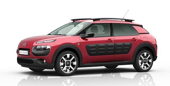Citroën C4 Cactus Shine Edition, desde 20.450 euros