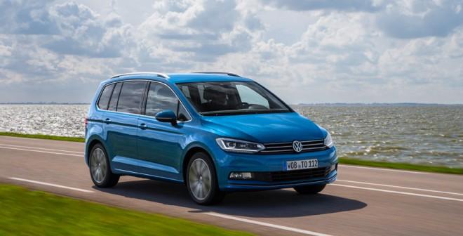 Nuevo Volkswagen Touran 2016