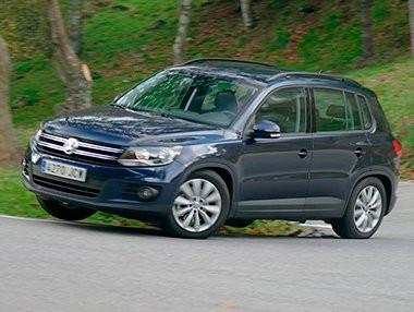 Vídeo prueba VW Tiguan 2.0 TDi 110 CV