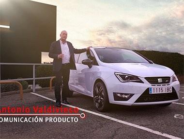 El Seat Ibiza Cupra 2015 en vídeo
