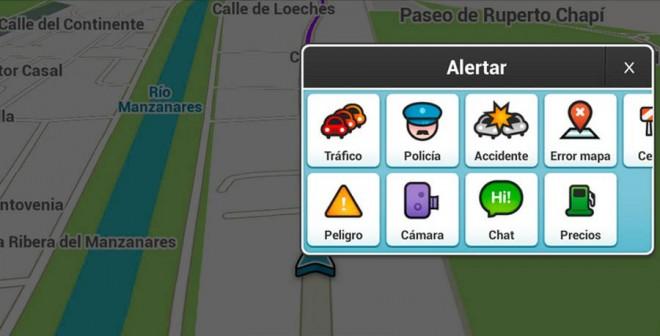 Aplicaciones para móviles y coches