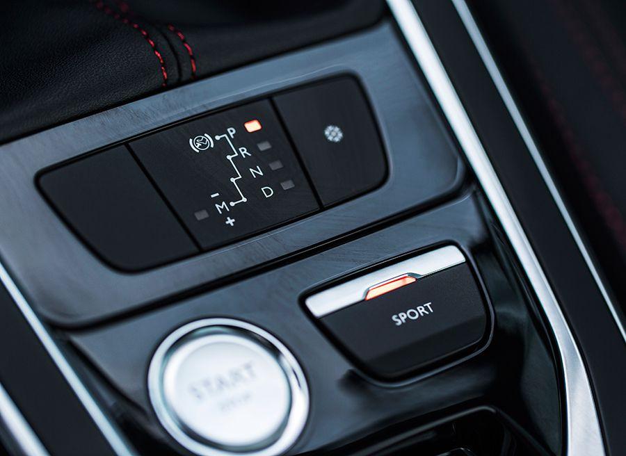 Cambio automático Peugeot EAT6