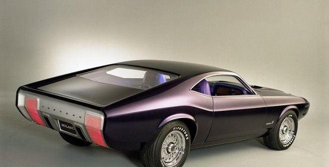 Ford Mustang Milano Concept 1970