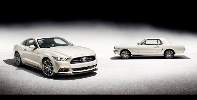 Historia Ford Mustang