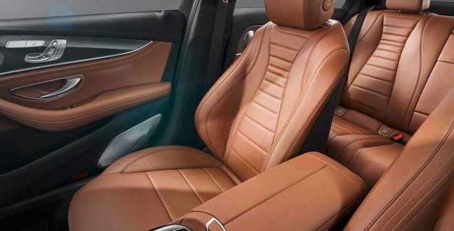 Primeras fotos del nuevo Mercedes Clase E 2016