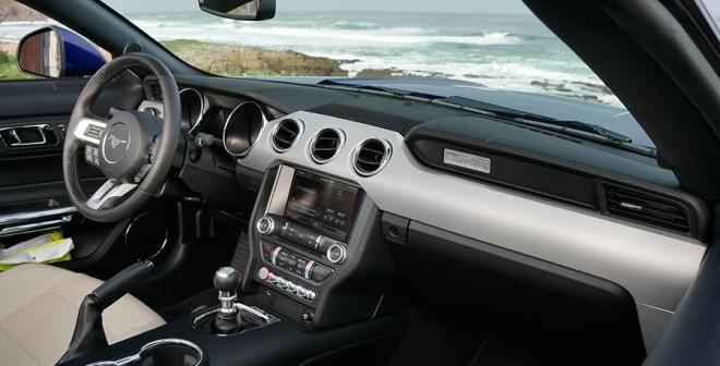 Prueba Ford Mustang GT V8 5.0 Cabrio 2015, Barrañán, Rubén Fidalgo