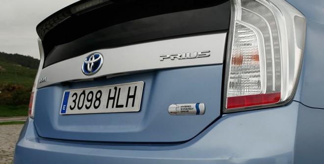 Prueba Toyota Prius Plug In híbrido enchufable, La Coruña, Rubén Fidalgo