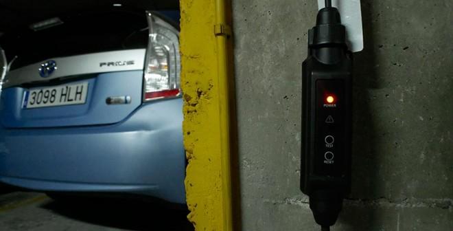 Prueba Toyota Prius Plug In híbrido enchufable, Vigo, Rubén Fidalgo