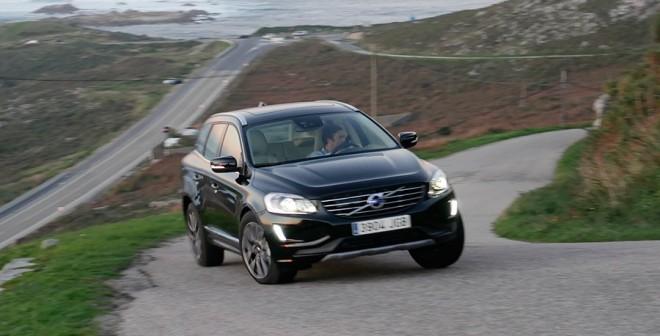 Prueba Volvo XC60 D5 Momentum 2015, Baiona, Rubén Fidalgo