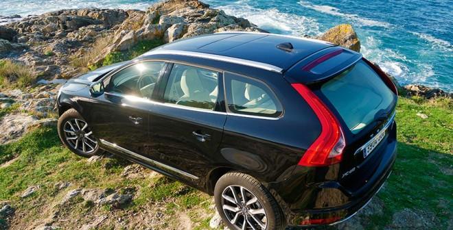Prueba Volvo XC60 D5 Momentum 2015, Vigo, Rubén Fidalgo