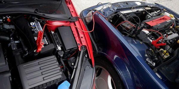 Revisa la batería del coche antes del invierno
