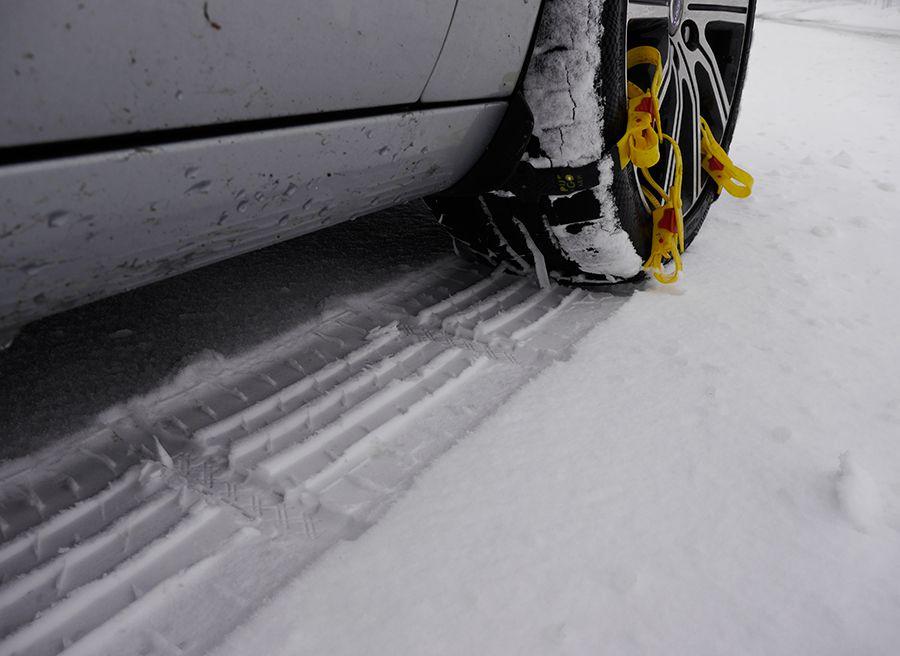 Cadenas para la nieve