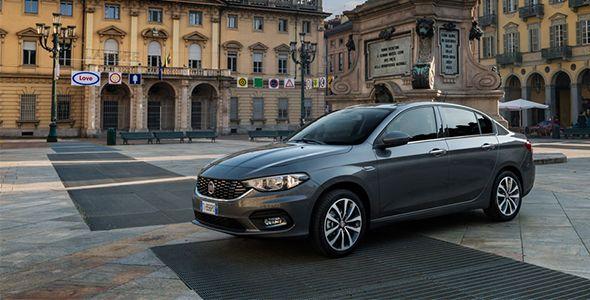 Fiat Tipo: un nuevo rival para los sedán 'low-cost'