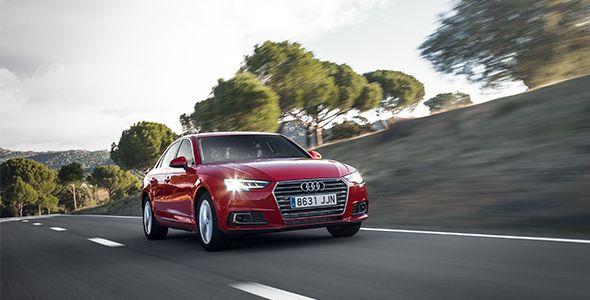 Presentación y prueba: Audi A4 2016