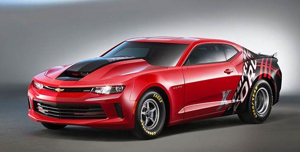 Chevrolet Camaro COPO: nacido para dominar el drag