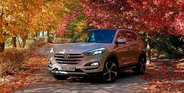 El Hyundai Tucson gana el Premio ABC Mejor Coche del Año 2016