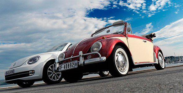 El VW Escarabajo cumple 70 años