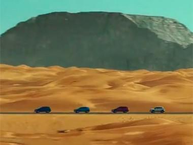 Hyundai muestra el potencial de su gama SUV