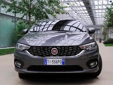 Vídeo prueba Fiat Tipo