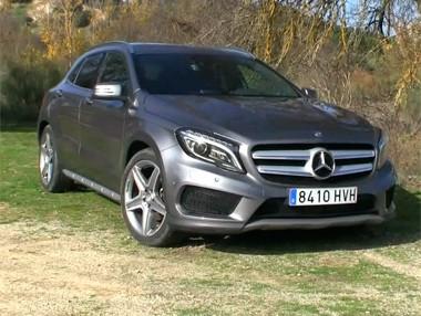 Vídeo prueba Mercedes GLA 220 CDi