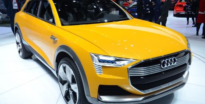 Audi de hidrógeno