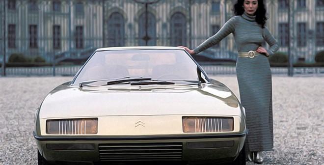 Citroen GS Camargue 1972