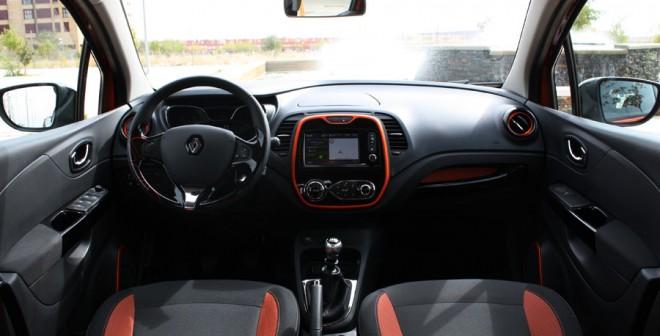 Prueba Renault Captur dCi 110