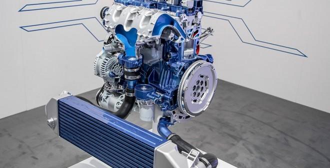 Presentación y prueba Ford Focus RS 2016
