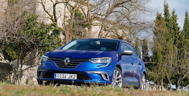 Presentación y prueba nuevo Renault Mégane 2016