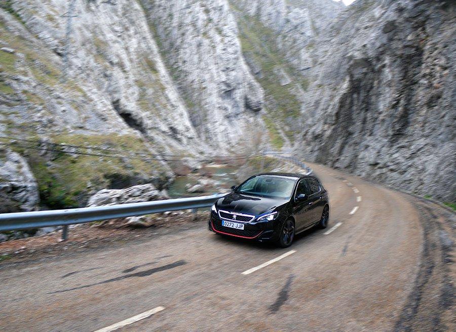 Cuáles son las carreteras más peligrosas de España, según AEA