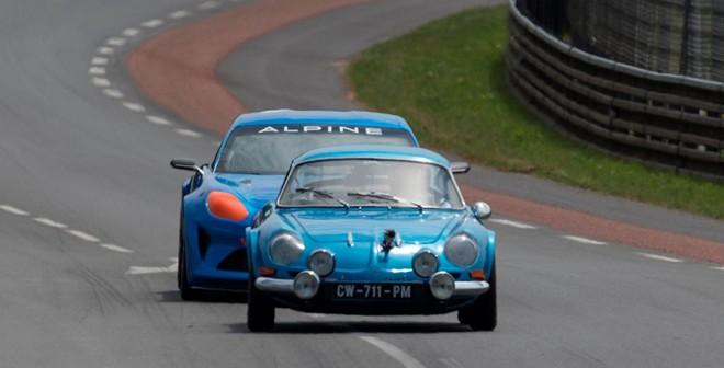 Vuelve el Alpine de Renault