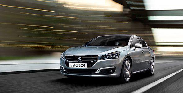 Nuevo Peugeot 508 BlueHDi de 120 CV