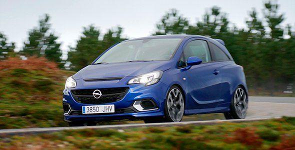 Prueba Opel Corsa OPC pack Performance 2015