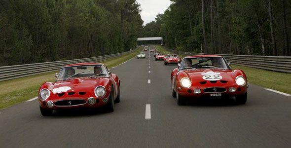 Los 5 Ferrari más caros de la historia