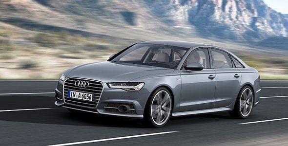 Más versiones y equipamiento para el Audi A6 2016