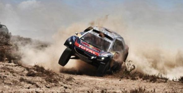 Dakar 2016: primera semana en imágenes
