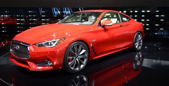 Infiniti Q60: el coupé que ha conquistado Detroit