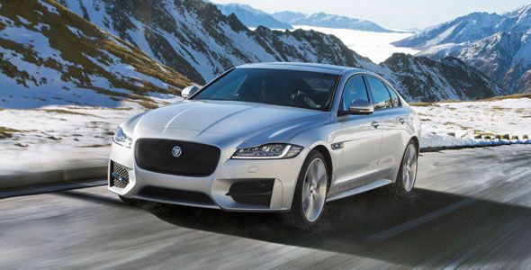 El nuevo Jaguar XF llegará en primavera