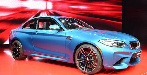 Así fue la presentación de BMW en el Salón de Detroit