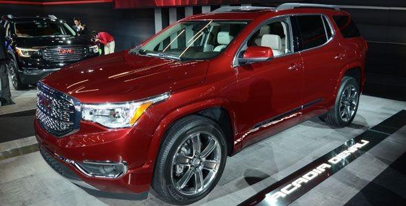 Nuevo GMC Acadia, un SUV 100% americano