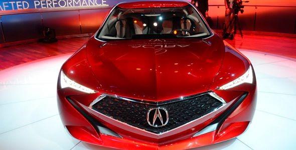 El nuevo Acura Precision Concept en Detroit 2016