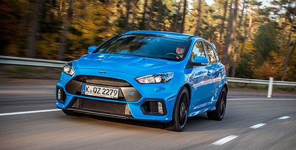 Más Ford de altas prestaciones en Europa