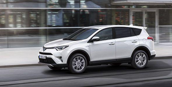 Toyota RAV4 Hybrid: ahora, mucho más ecológico