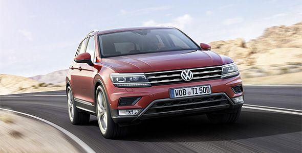 El Volkswagen Tiguan llegará en mayo desde 29.560 euros