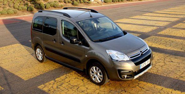 Prueba Citroën Berlingo Multispace BlueHdi 100 XTR Plus