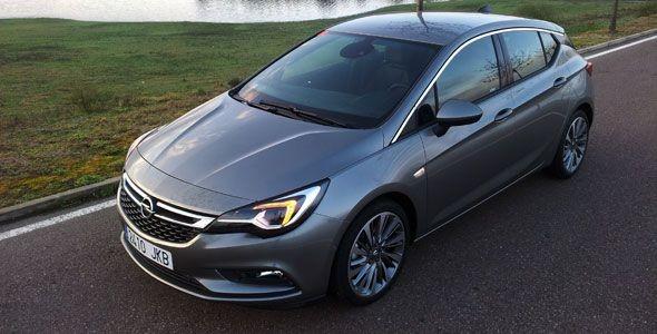 Presentación y prueba nuevo Opel Astra