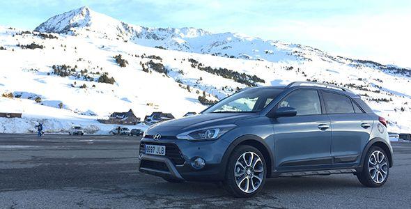 Presentación y prueba: Hyundai i20 Active