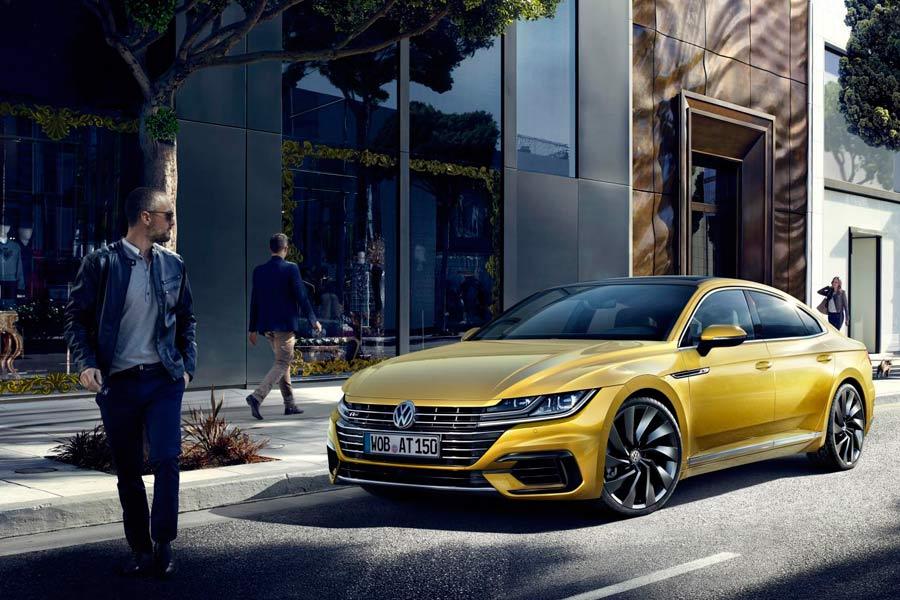 El Volkswagen Arteon ya tiene precio
