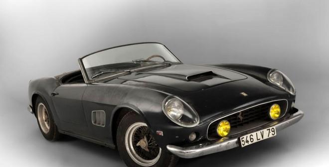 Ferrari 250 GT Spyder California SWB de 1961