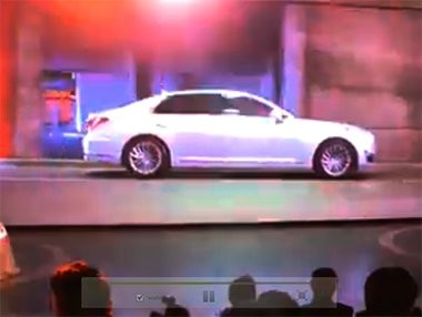 El nuevo Genesis G90 presentado en Detroit 2016 en vídeo